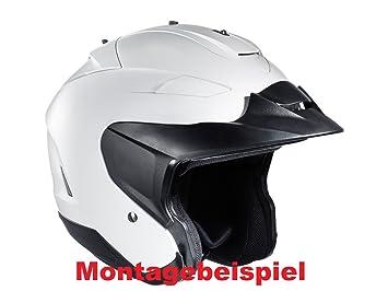 Casco Hjc pantalla negro para casco IS de 33 II/FG de Jet para Notebook
