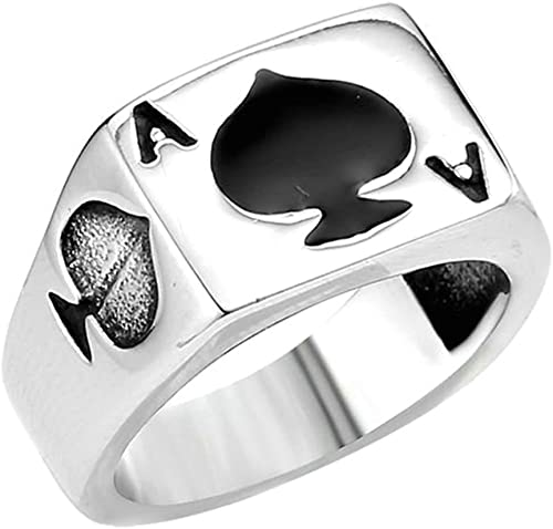 Bishilin 8mm Comfort Fit Tungsten Wedding Band Beveled Edges Size 12 Engagement Ring with Carbon Fiber Inlay