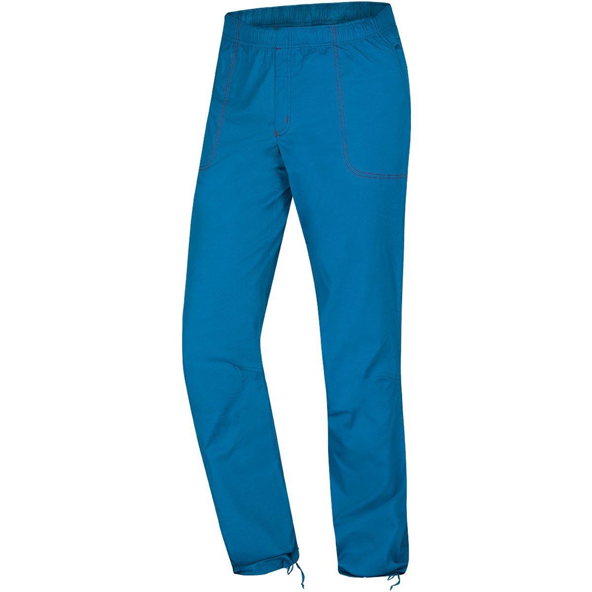 Ocun–Jaws–Pantalones capri blue–Pantalones de escalada