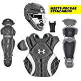 Under Armour PTH Victory Series Catching Kit, Meets NOCSAE