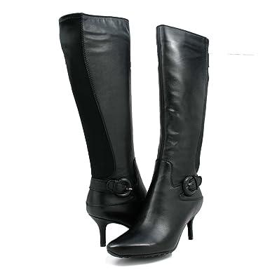 e46b3da18b3e SoleMani Women s Rochelle Slim Calf Boot