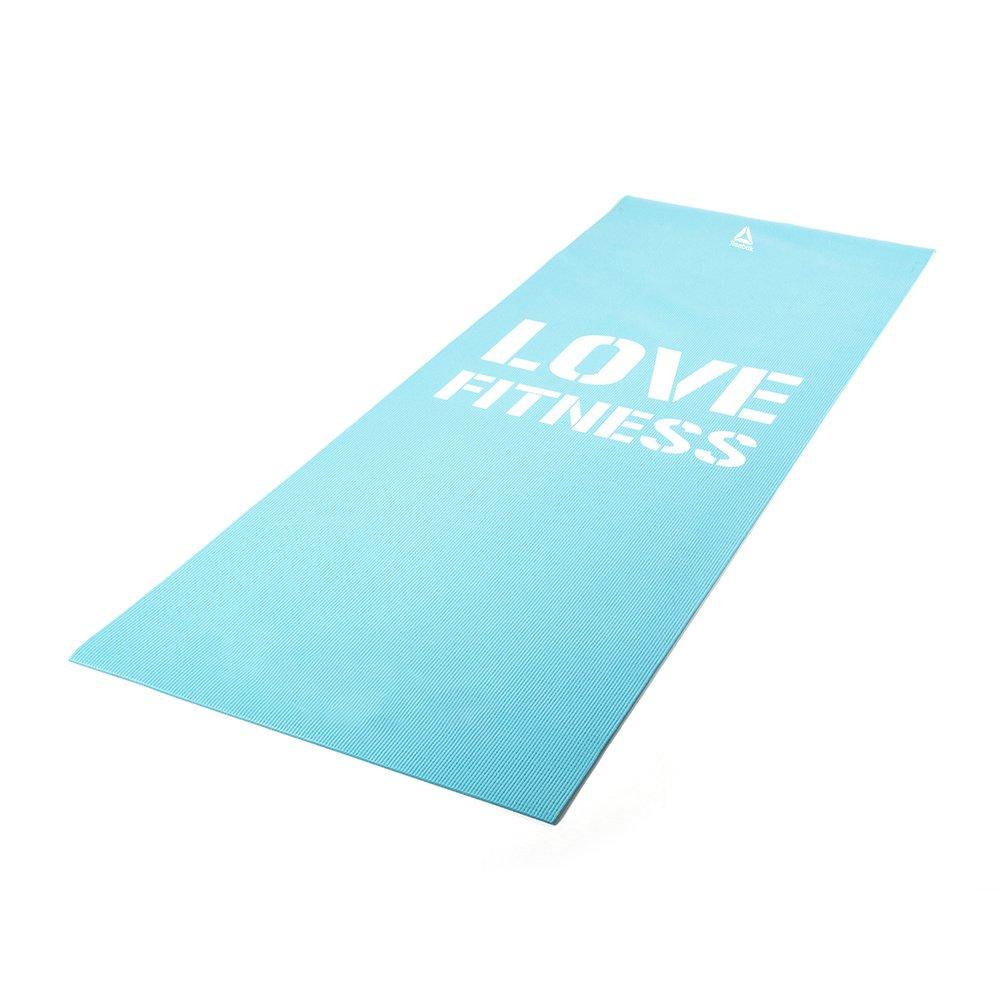 Reebok fitness , training equipment, Yoga mat (color: Blue) [RAMT-11024BLL] by Reebok (Image #1)