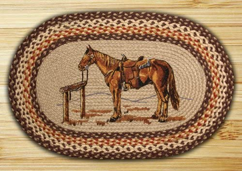 Earth Rugs Rug, 20 x 30 , Brown Ivory Natural