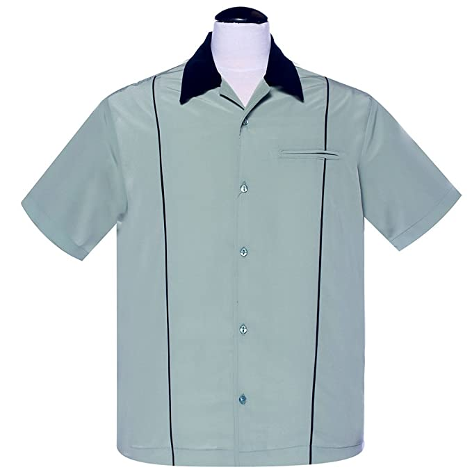 miglior sito web 17c86 9844a Steady Clothing Camicia da Bowling Vintage - The Shuckster ...