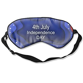 Amazon Com 3d Sleep Mask Invitation For Fourth Of July Eye Mask