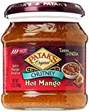 Pataks Hot Mango Chutney 12 Oz