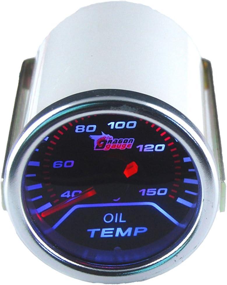 Mintice/™ Car Motor Universal Smoke Tint Len 2 52mm Tacho Tachometer Indicator Gauge Meter