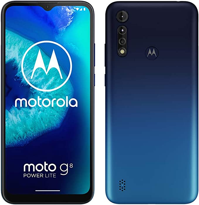 Motorola Moto G8 Power Lite - Smartphone 64GB, 4GB RAM, Dual Sim ...