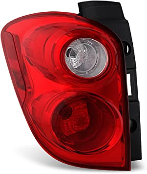 RIGHT PASSENGER SIDE 10-15 Chevy Equinox Tail Light Rear Brake Replacement Lamp
