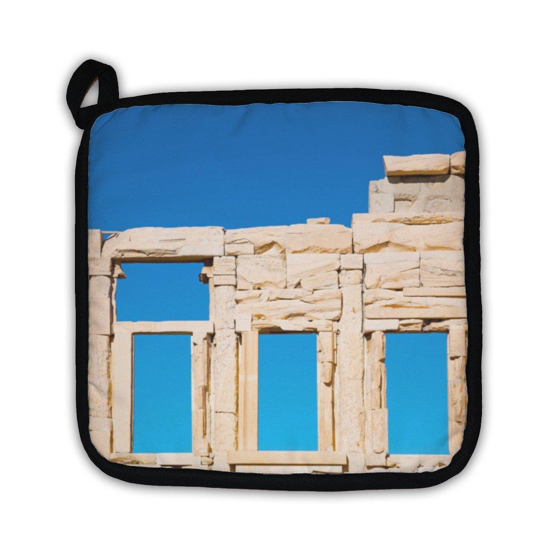 Gear New in Greece Window Pot Holder