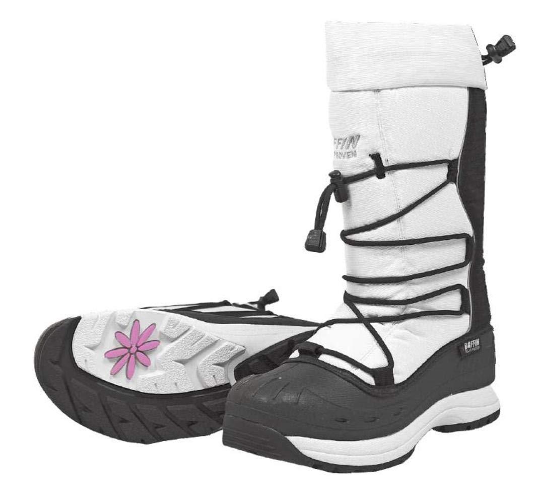 Baffin Snogoose Drift Womens Boots White 7