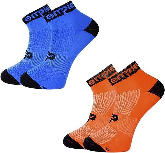 EMPIE sport 2/3/4 Pares de Calcetines de deporte con COOLMAX© y ...