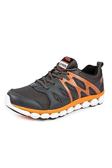 Mmojah Men Energy-39 DGRY/Org Running Sports Shoes-6 Tienda De Venta De Liquidación En Línea n8iMtg9Uw2