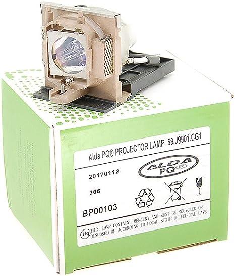 l/ámpara de Marca con PRO-G6s viviendas Proyectores Alda PQ Profesional L/ámpara de proyector para PROJECTIONDESIGN F20 SX