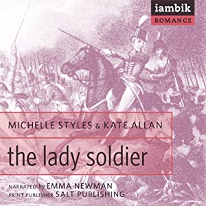 The Lady Soldier Audiobook