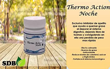 "Semilla de Brazil""Thermo Action Noche"" Excellent Weight ..."