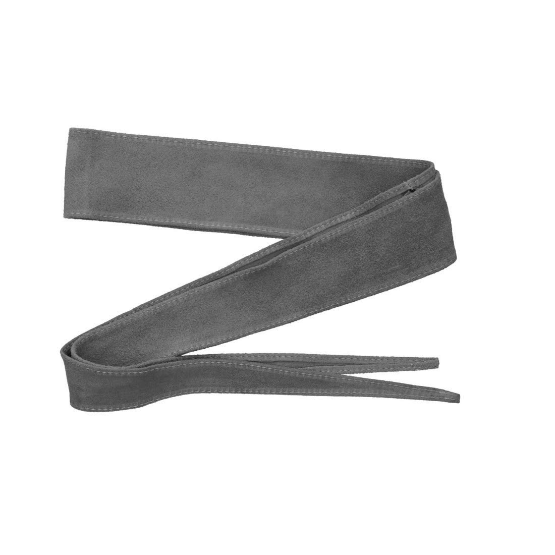 INTARSI Cintura donna fascia fusciacca pelle scamosciata Made in Italy VR1908