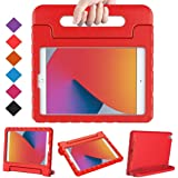 BMOUO Kids Case for iPad 10.2 2020/2019, iPad 10.2 Case, iPad 8th/7th Generation Case, Shock Proof Light Weight Convertible H