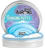 【 蓄光タイプ シリコン製パティ 】 Crazy Aaron's Putty World シンキングパティ グローインザダーク シリーズ EU安全規格適合 内容量90g レギュラーサイズ Made in USA 日本正規代理店品 【 イオン 】 IO020