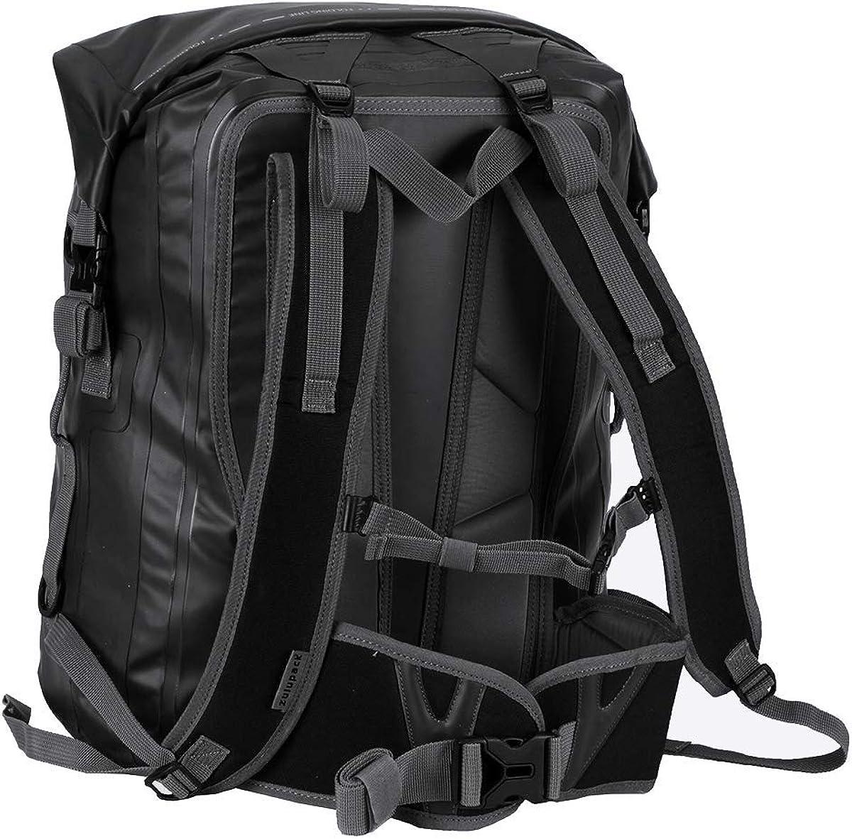 Zulupack Unisex Nomad 35 Pratical und Handlicher Rucksack EU