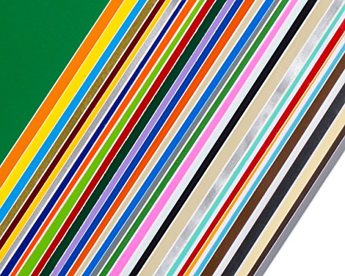 permanent adhesive backed vinyl sheets by ez craft usa