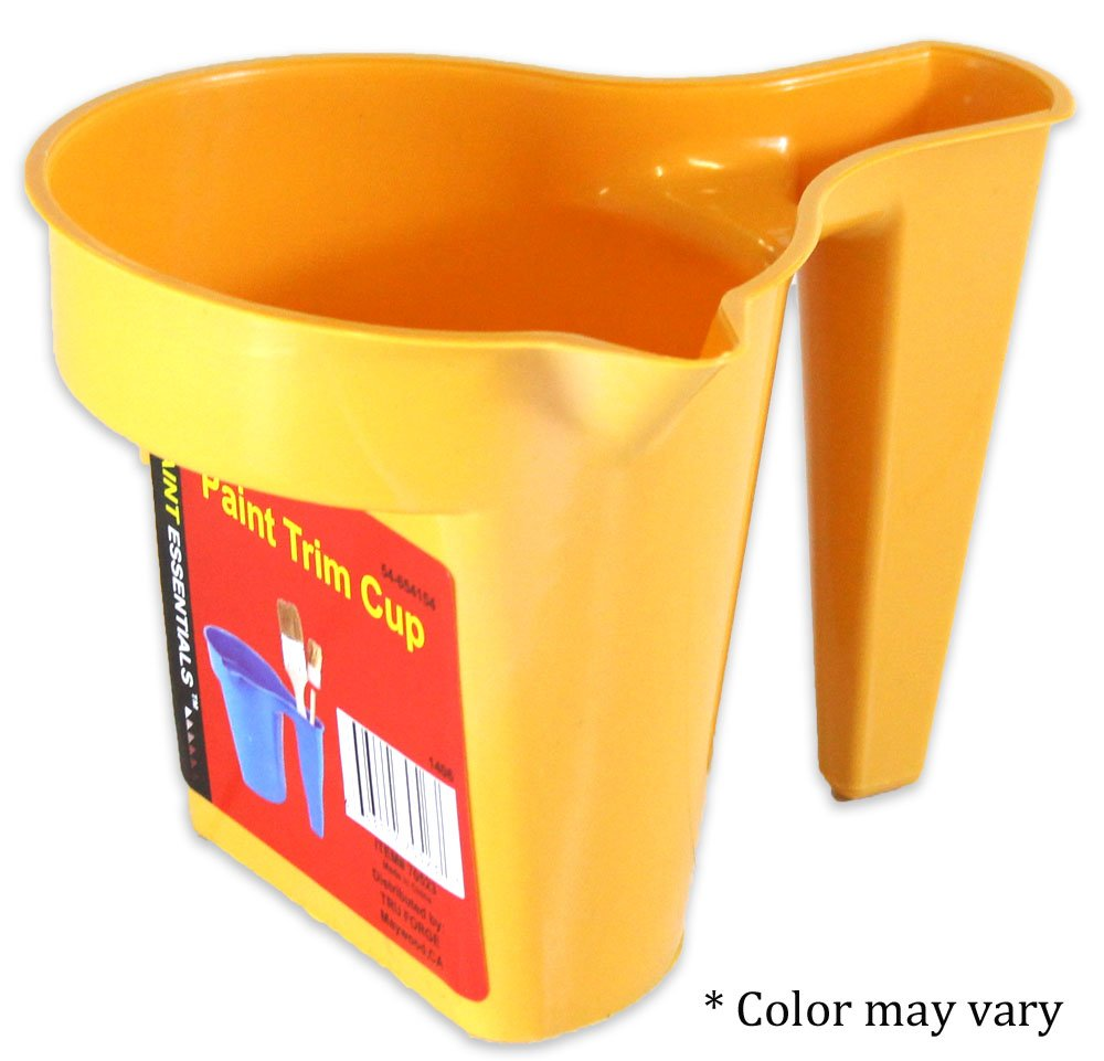 Paint Trim Cup with Pour Spout ToolUSA