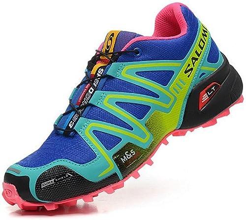 SALOMON - Zapatillas para Correr en montaña para Mujer, Color, Talla L: Amazon.es: Zapatos y complementos