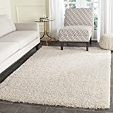 Safavieh Laguna Shag Collection SGL303B Beige Area Rug (3′ x 5′) Review