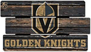 "WinCraft Las Vegas Golden Knights 14"" x 25"" inch Wood Sign/Plaque"