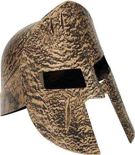 Forum Novelties Greek Roman Spartan Warrior Knight Gold Costume (Woman Roman Warrior Costume)