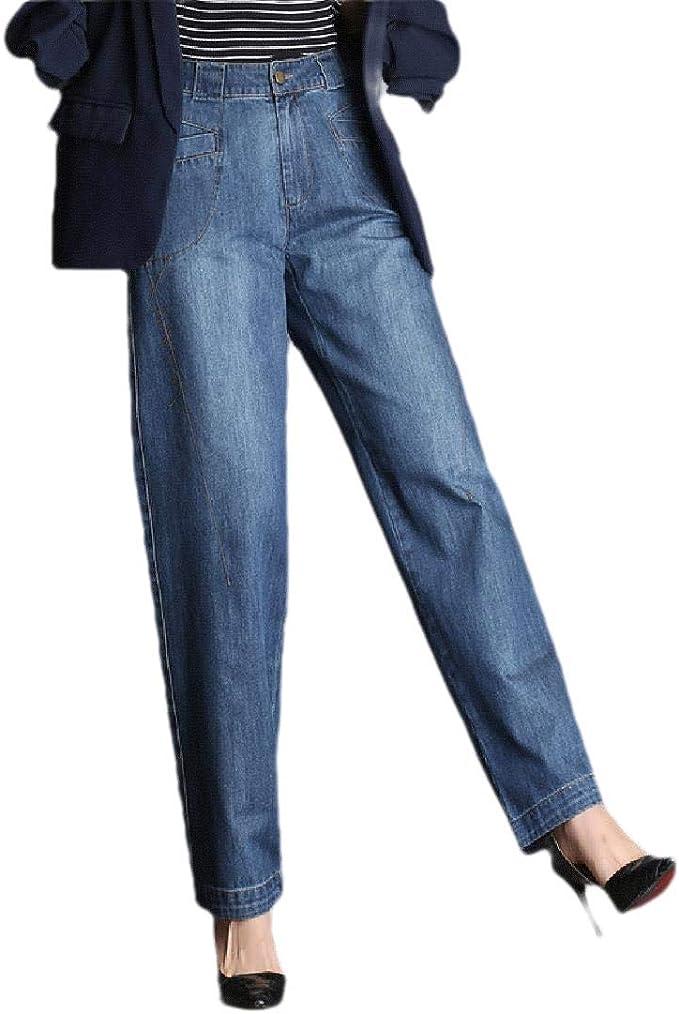 Sankt - Pantalones de chándal para Mujer (Talla Grande) Azul Azul ...