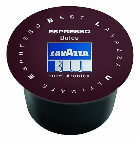 Amazon.com: Lavazza Dolce 100 Arabica - Cápsula de espresso ...
