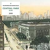 Central Park in Art 2018 Wall Calendar