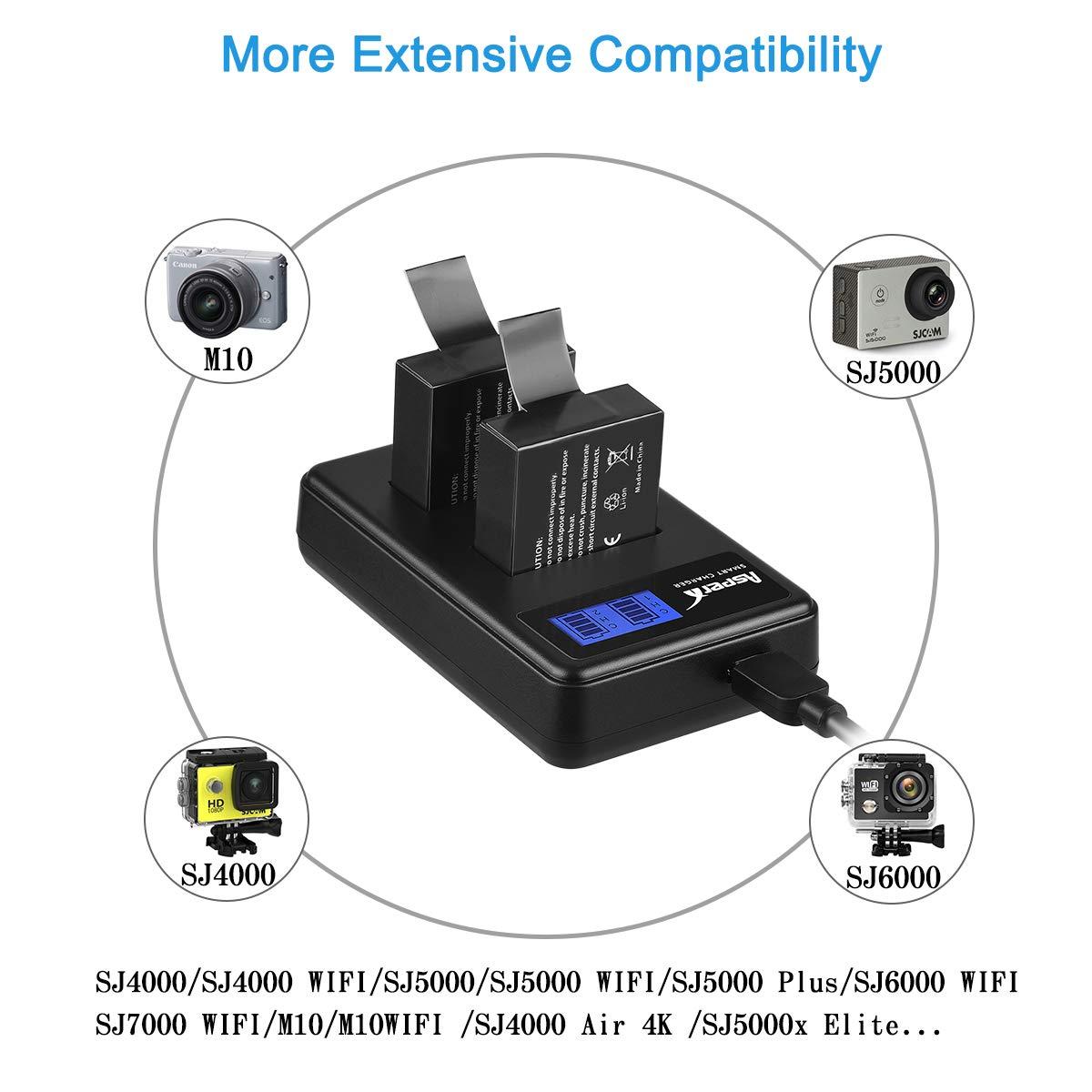 Amazon.com: Juego de baterías.: Camera & Photo