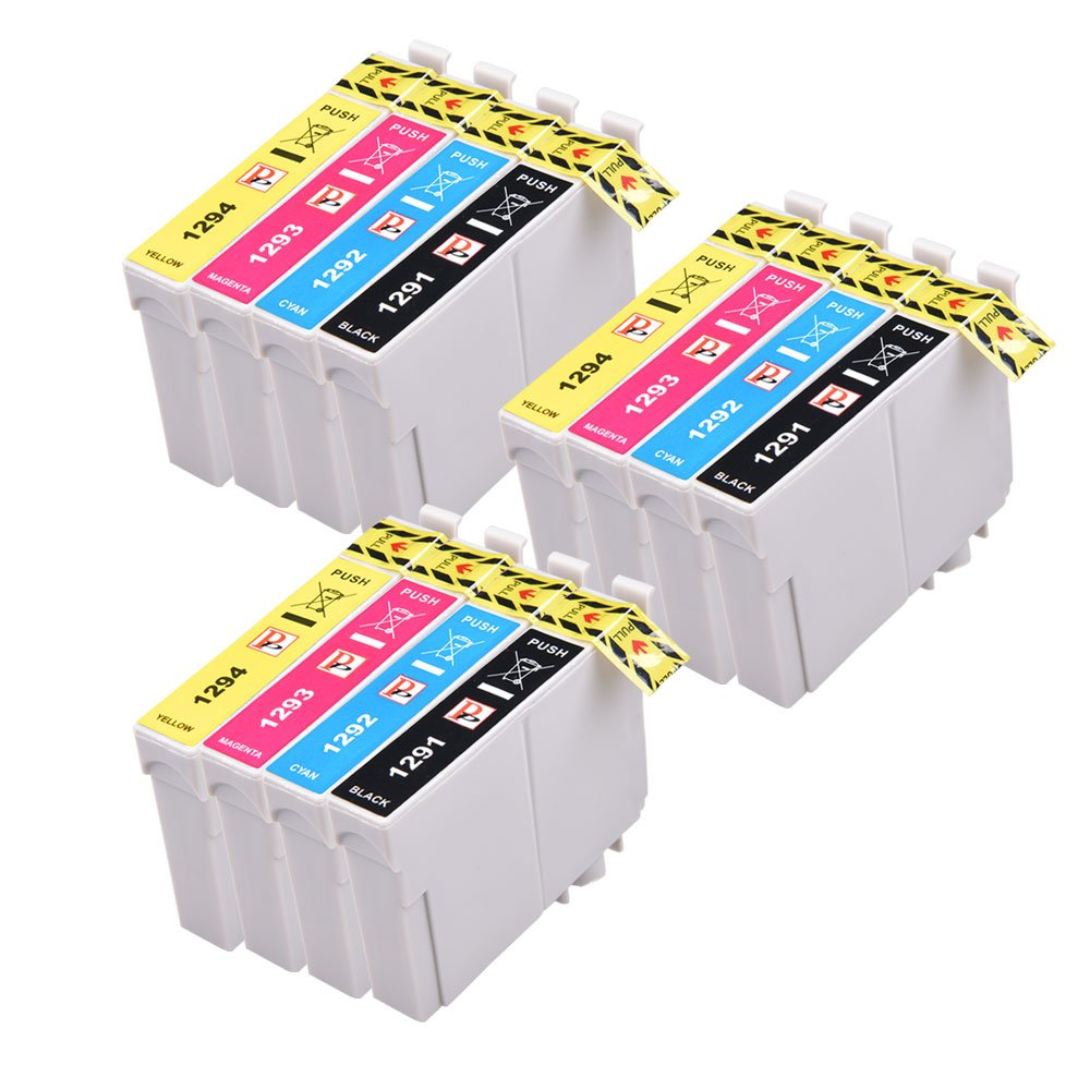 PerfectPrint compatibles cartuchos de tinta T Para Impresora Epson Stylus SX SXW