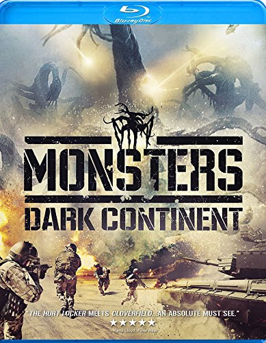 Blu-ray : Monsters: Dark Continent (Blu-ray)