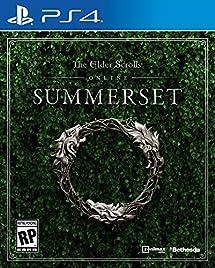 The Elder Scrolls Online: Summerset - PlayStation 4 Standard Edition