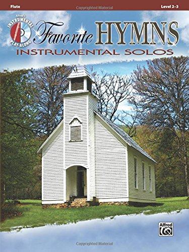 - Favorite Hymns Instrumental Solos: Flute, Book & CD (Instrumental Solos Series)