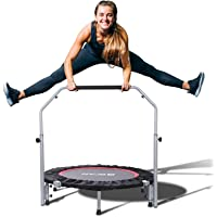 Deals on BCAN 40-in Foldable Mini Trampoline 330lbs