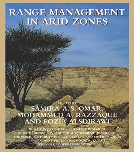 Range Management In Arid Zones