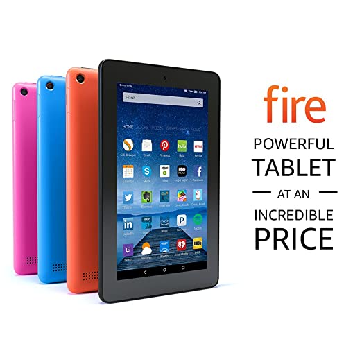 The Best Kindle Fire 4
