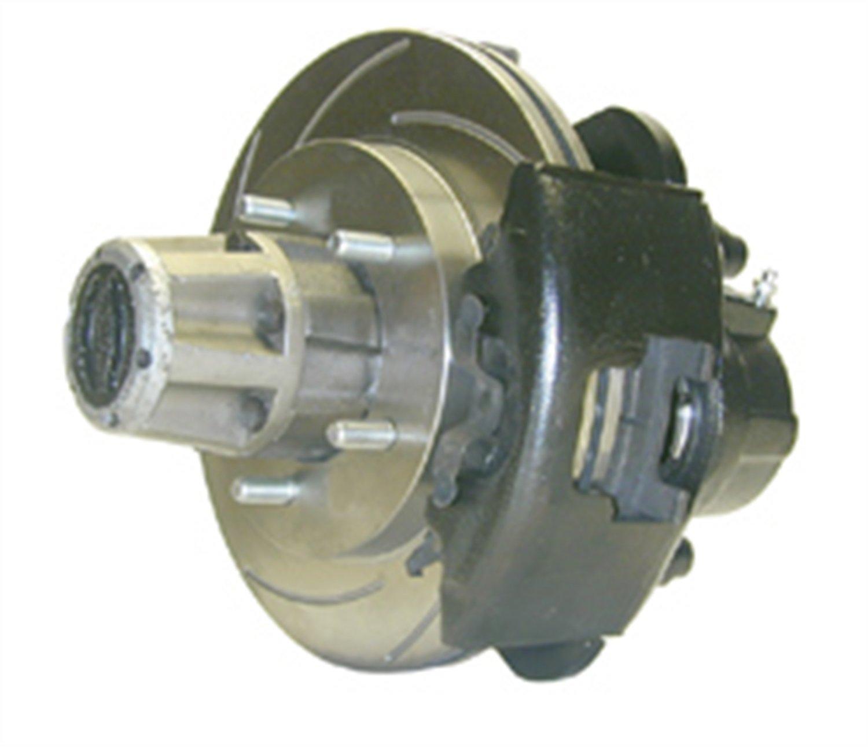 SSBC A135-1 Big Brake Kit