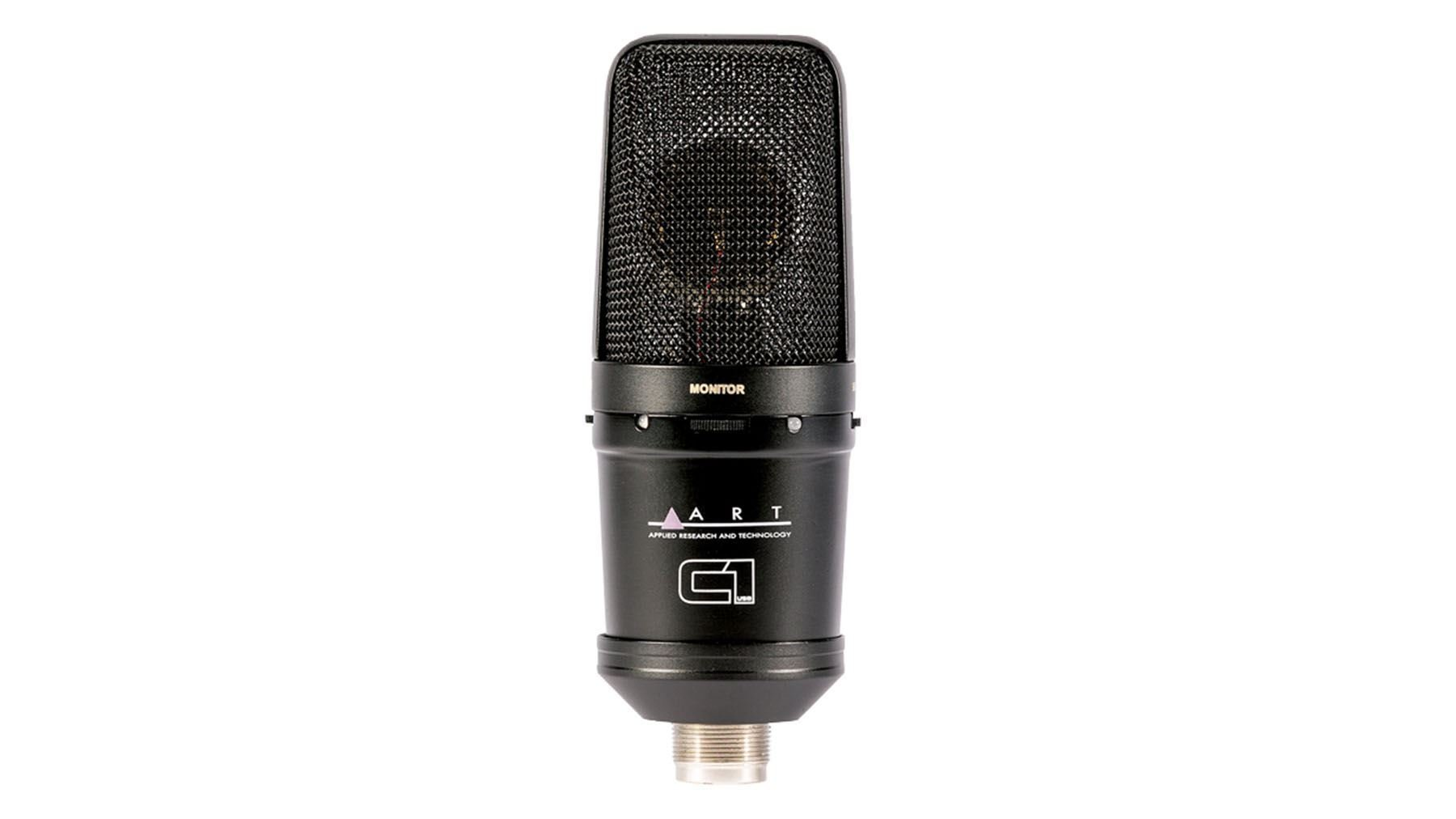 ART C1USB Micrófono USB Condensador Cardioide