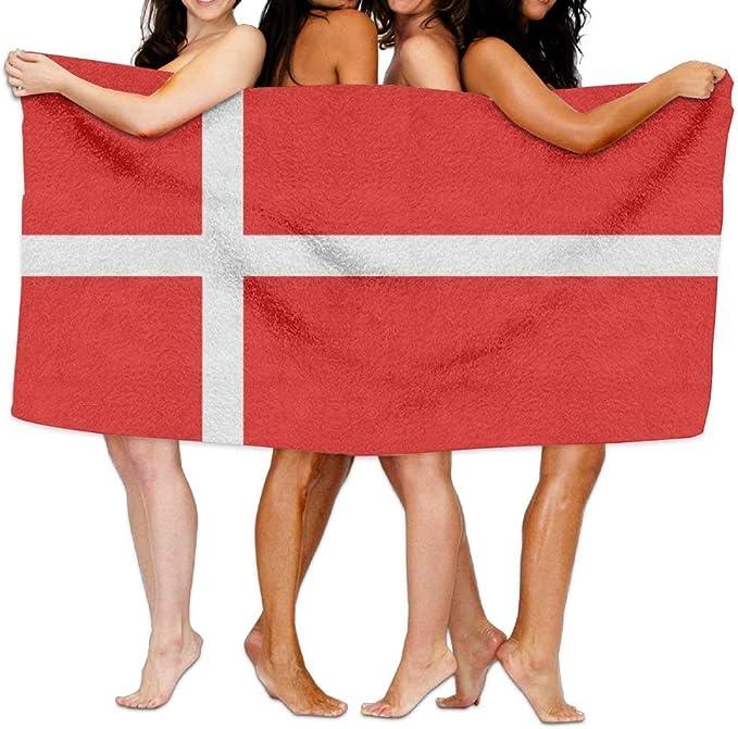 Amazon.com: Toalla de baño, toallas de playa de Dinamarca ...