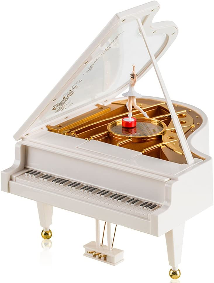 Firelong Piano Music Box Mechanical Classical Musical Box