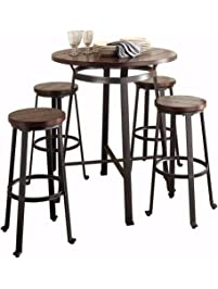 Bar Tables Amazon Com
