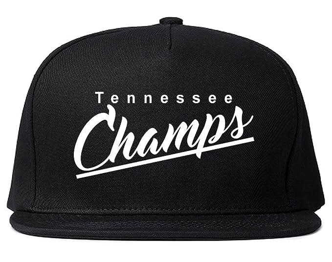 5162d496 ... best price tn tennessee champs champions state script snapback hat cap  black 950bb aaa92