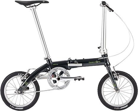 Dahon Paloma Plus (2018 versión) sólo 15.36 kg. Bicicleta Plegable ...