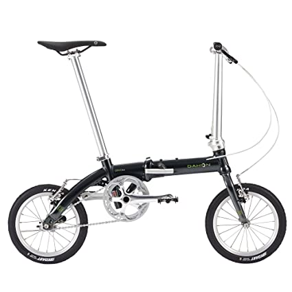 DAHON Dove Plus (2018 Version) ONLY 15.36 LB! Lightest folding bike in the