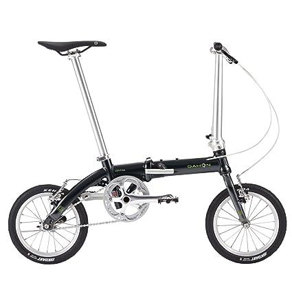 DAHON Dove Plus (2018 Version) ONLY 15.36 LB! Lightest folding bike in the